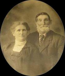 Sarah (nee Woodrow) and Edmund Walker